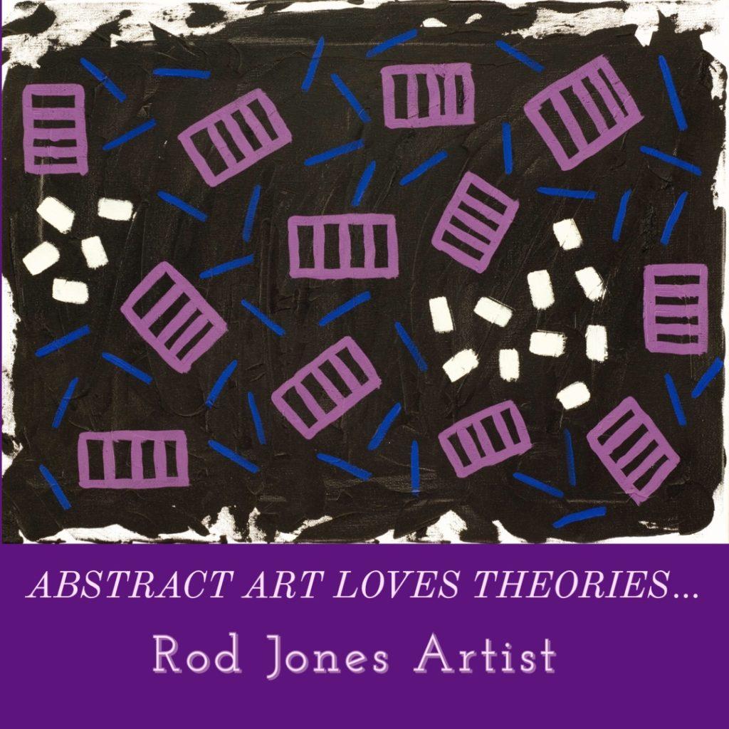 12:15 Rod Jones Artist